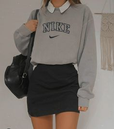 Tomboy Fashion, Teen Fashion Outfits, Edgy Outfits, Retro Outfits, Cute Casual Outfits, Streetwear Fashion, Vintage Outfits, Summer Outfits, Mode Grunge