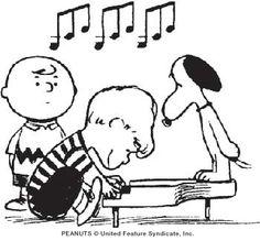Schulz's Beethoven: Schroeder's Muse
