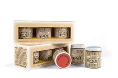 """""""Wilder Condiments are designed, inside and out, to stand apart on any shelf…"""