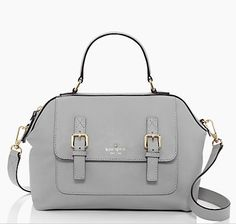 Gorgeous grey by kate spade new york rstyle.me/...