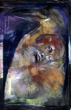 Rick  Bartow - Predator_s Dream