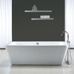 Shop Wayfair for All Bathtubs to match every style and budget. Enjoy Free Shipping on most stuff, even big stuff.