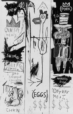 A Basquiat Gallery