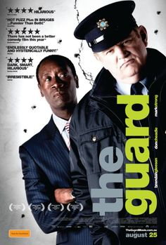 2011 Comedy crime thriller. Written and directed by John Michael McDonagh and staring Brendan Gleeson, Don Cheadle and Mark Strong.