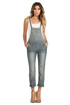 Free People overalls?  Yes please!