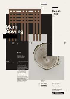 cargocollection:  Design Talks #4: Mark Gowing