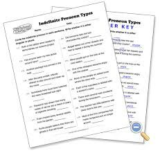 pronoun worksheet for class 5 - Google Search