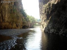 Portitsa stone bridge, near Spilaio - Γεφύρι της Πορτίτσας, κοντά στο Σπήλαιο Γρεβενών www.facebook.com/greveniotes