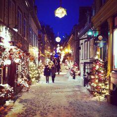 Ville de Québec à Québec