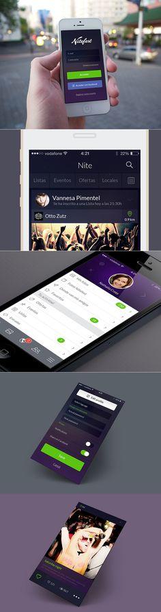 Amazing Mobile App UI Designs with Ultimate User Experience - 49 #uidesign #uxdesign #mobileappui #UIUX