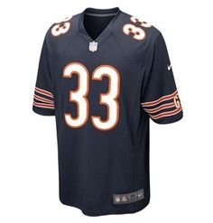 Chicago Bears Charles Tillman Nike Game Day Jersey Front