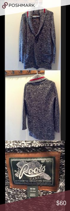 Navy Blue Large Cozy Cardigan Sweater | World, Sweater cardigan ...