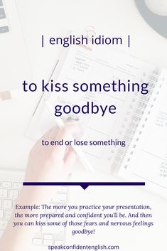 A great idiom to add to your professional and casual English for daily conversation. English Idioms, English Phrases, English Lessons, English Words, English Grammar, Grammar And Vocabulary, English Vocabulary Words, English Language Learning, Teaching English