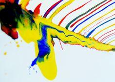 Contaminazione, moto continuo, scorrere veloce di fluidi in continua metamorfosi