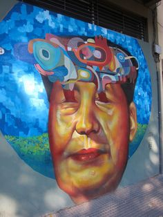 Ever. Buenos Aires street art.