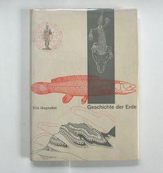 Richard Paul Lohse - Geschichte der erde büchergilde gutenberg, zürich, 1951