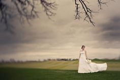 If it's windy on our wedding day, this would be GORGEOUS!!!