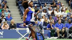 Naomi Osaka makes a splash at U.S. Open, taking down defending champ Angelique Kerber ... Defending U.S. Open women's tennis champion Angelique Kerber is upset by a 19-year-old unranked Naomi Osaka.  latimes.com