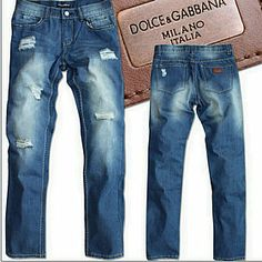 Jeans Dolce & Gabbana Homme H0074