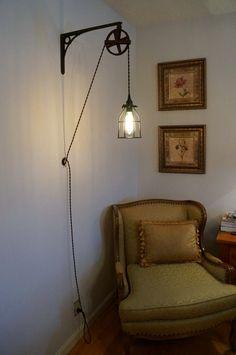 Фото из статьи: 30 идей полезного использования углов вашей квартиры