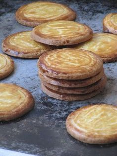 Biscuits Mont St Michel Plus Kinds Of Desserts, Lemon Desserts, Cookie Desserts, Cookie Recipes, Dessert Recipes, Galette Saint Michel, Mont Saint Michel, Bolacha Cookies, Galletas Cookies