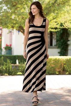 Venice-Promenade-Maxi-Dress