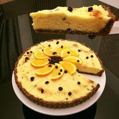 Tarta Raw, tarta cu portocale, prăjitura raw