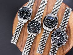 This is an upgradedversion of Super Jubilee bracelet – Angus Jubilee More round and sturdy solid link Angus Jubilee watch bracelet is an upgraded version of Super Jubilee watch bracelet. All…