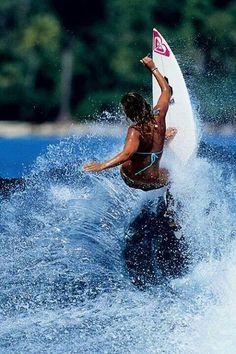 Surfer girls rock! www.chicasurfadventures.com