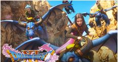 Wed Rather Concentrate Everything on the Story Says Dragon Quest 11 Writer on Why the Game Isnt Open World http://bit.ly/2lnzap3 #nintendo