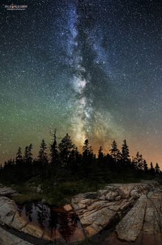 Somniloquy III in Maine - Photo by Mike Taylor js - Just Space