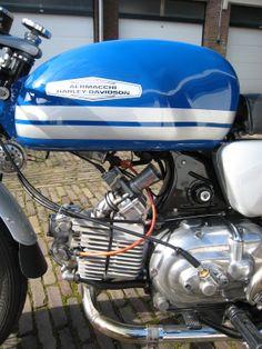 Aermacchi Harley Davidson 350 TV