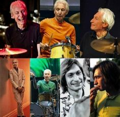 Steve Rose, Mick Jagger Rolling Stones, Charlie Watts, Father Figure, One And Only, Have A Great Day, Music Artists, Rock And Roll, Celebrities
