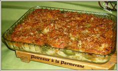 Une façon fort agréable d'accommoder le poireau , et en plus c'est une recette pour 1 personne !!!!! Recette extraite du livre WW* recette pour 1 assiette de 2008 * Compatible pour 1 journée sans compter Poireaux à la parmesane   pour 1 Pers; 2 PP la...