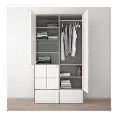 VISTHUS Garderobeskap  - IKEA