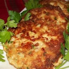 Salmon cakes. Look gross, but super easy to make and tasty. Take 2 to 3 cans of salmon and put in a bowl with 1 or 2 eggs. Mix. Crush up about 10 low sodium Saltine crackers and mix into the salmon. Shape into balls and flatten to about 1/2 inch thick patties. Now put in a skillet on medium/high heat for a few minutes and flip. Not an exact science, but easy, cheap, and delish.