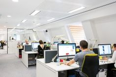 BrandMe - London Offices