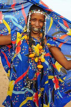 COSTUME PLANET: Benin
