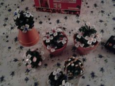 Alberelli decorati