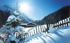 cool Sunny Winter HD Image