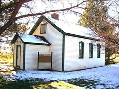 Lone Tree School - Loveland, Colorado - One-Room Schoolhouses on Waymarking.com