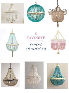 Honey-and-Fitz-8-Favorite-Beaded-Chandeliers                              …