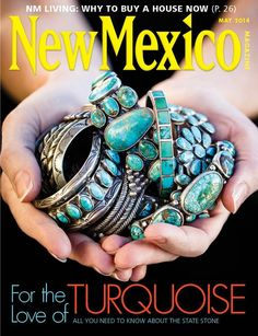 Love this cover. Native American Art, Native American Jewelry, Turquoise Jewelry, Turquoise Bracelet, Arizona, Land Of Enchantment, Southwest Jewelry, Anniversary Photos, Funky Fashion