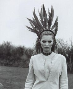 Pin for Later: Kate Moss Is Unstoppable — See 150 of Her Most Stunning Editorials Kate Moss Fashion Editorials Juergen Teller, 1996 Juergen Teller, Steven Meisel, Ansel Adams, Man Ray, Kate Moss Stil, Moss Fashion, Women's Fashion, Fashion Images, Fashion Weeks