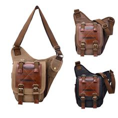 33.50$  Watch here - http://alis7o.shopchina.info/go.php?t=32805859694 - High Quality Men Canvas Hip Belt Bum Waist Thigh Leg Drop Bag Multifunctional Military Riding Motorcycle Messenger Shoulder Bags 33.50$ #magazine