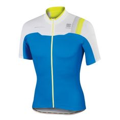 Sportful Bodyfit Electric Blue Cycling Jersey