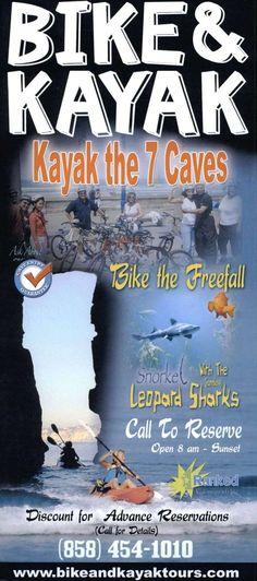 San Diego Bike & Kayak Tours