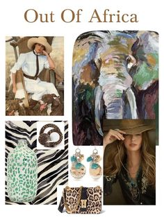 """""""Out Of Africa..."""" by les-tendances-de-flo ❤ liked on Polyvore featuring Ruby Rd., WALL, Ralph Lauren Home, Ralph Lauren and ralphlauren"""
