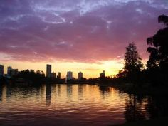 Londrina in the afternoon
