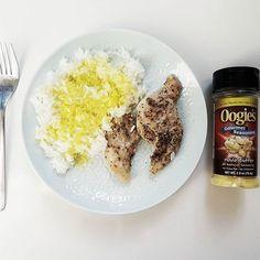 Denna krydda räddar varje måltid!  ______________ #oogies  #popcornkrydda  #smör #smak  #lunch  #middag  #cleaneating